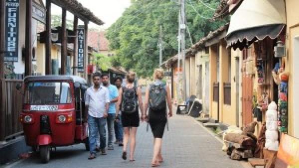 LoÏs en Marja Galle Sri Lanka