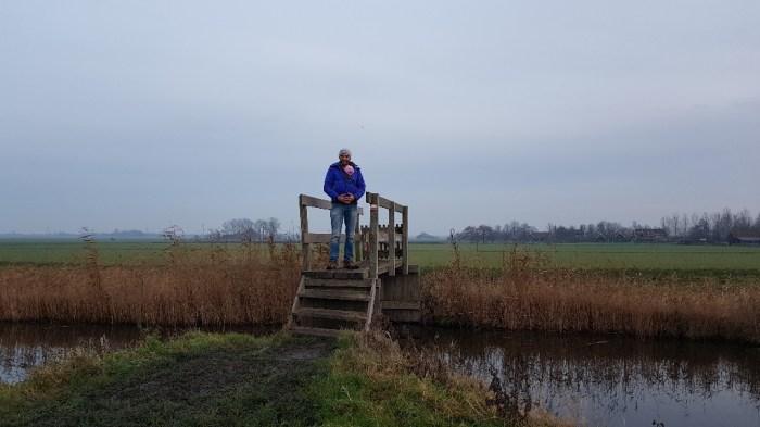 Trekvogelpad etappe 2 Alkmaar tot De Rijp, wandelmaatjes