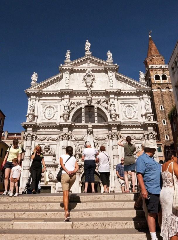 San Moise, Venice, Italy