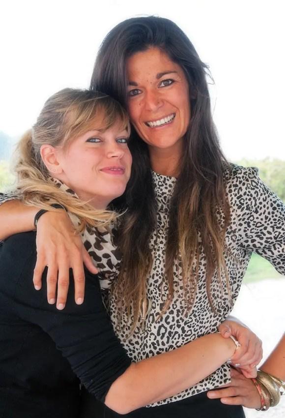 Melissa and Sivlia