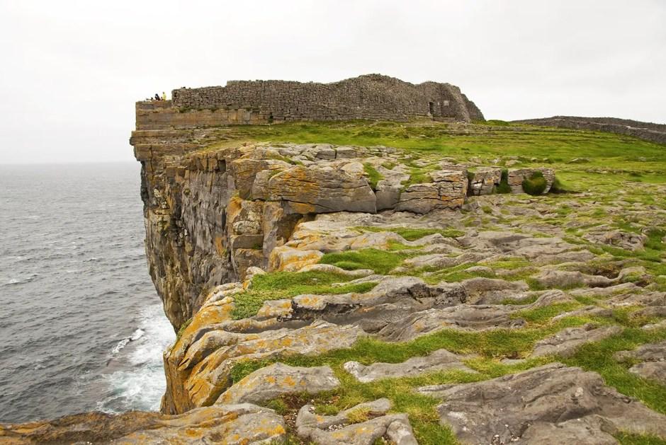 Dœún Aengus, Inishmó—r, Aran Islands, County Galway, Ireland