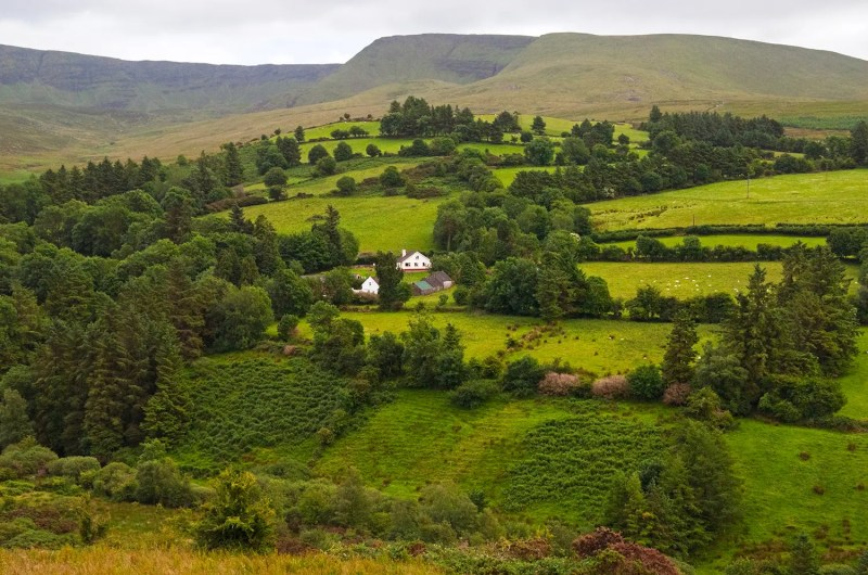 Comeragh Mountains near Hanora's Cottage, County Waterford