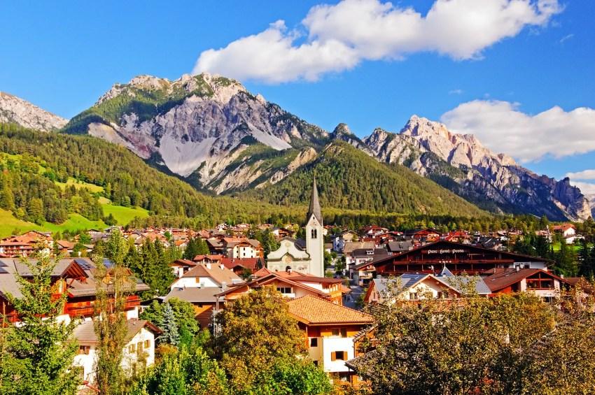 San Vigilio di Marebbe, Italy