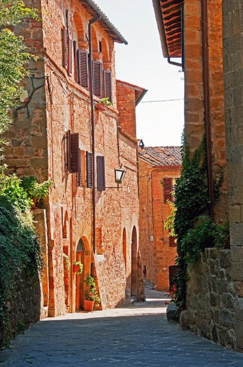 Montechiello, Italy