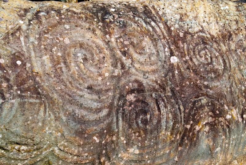Triskele, Newgrange