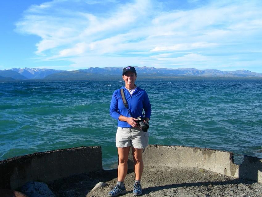 San Carlos di Bariloche, Argentina on my 40th birthday