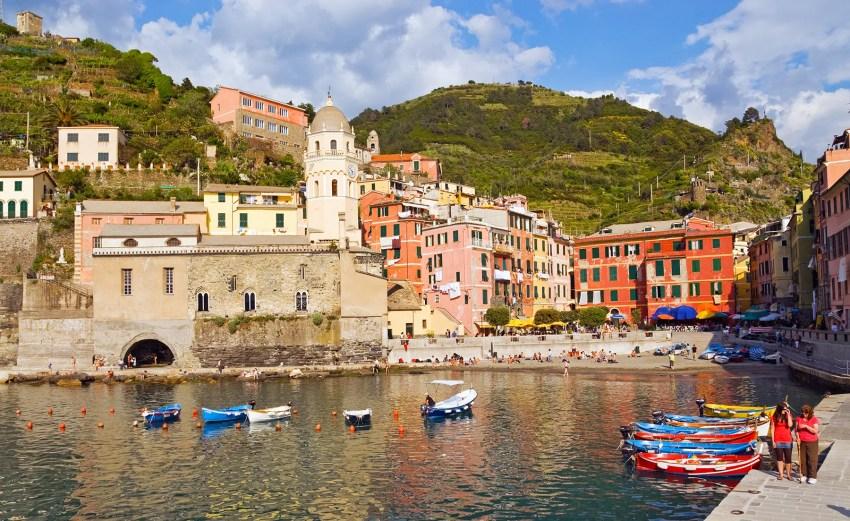 Vernazza, Italy