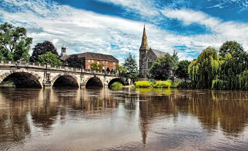 Shrewsbury England