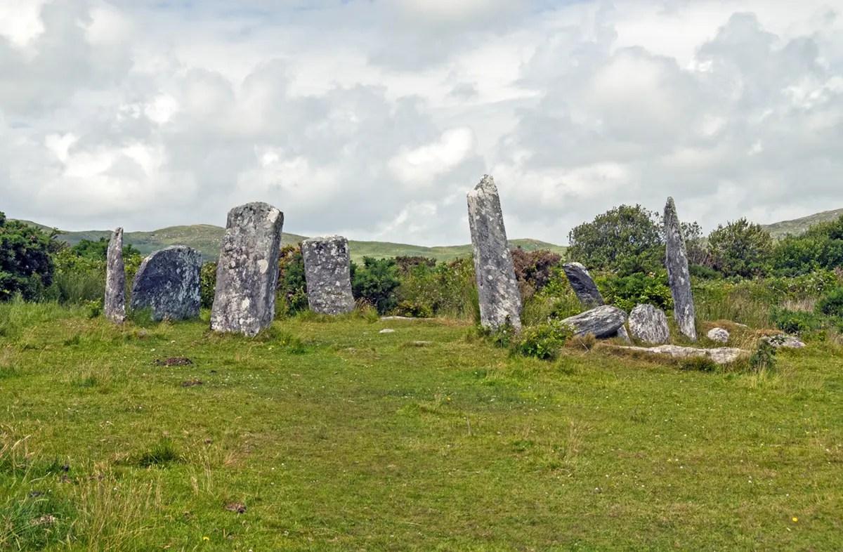 stone circles