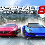 Игра Asphalt 8 – сумасшедшие гонки в формате 3D!
