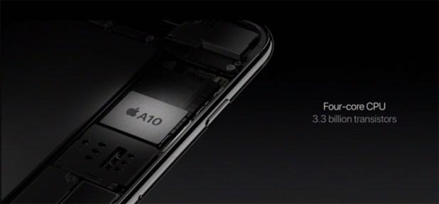 Процессор iPhone 7 A10
