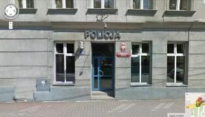 Komisariat Policji w Andrychowie - Street View Andrychów