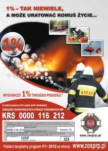 1% dla OSP