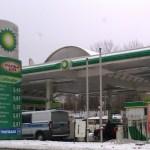 Ceny paliw na stacji BP, Andrychów - 04.02.2013r.