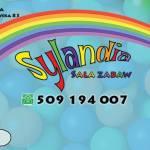 Sala zabaw dla dzieci Sylandia w Andrychowie