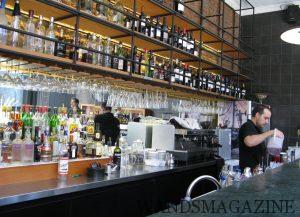 レストランのウエイティング・バー(サンティアゴ)