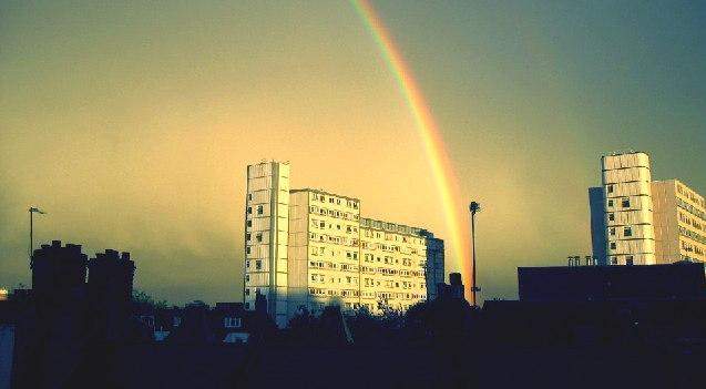 Doddinton rainbow
