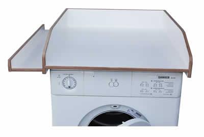 Wickelaufsatz für Waschmaschine