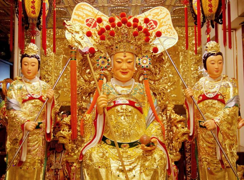 恭祝無極老母大天尊萬壽慶典通啟 | 龍鳳山王母宮