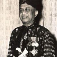 Y.B.M Raja Sir Tun Uda Bin Raja Muhammad - Yang Dipertua Negeri Pulau Pinang Pertama