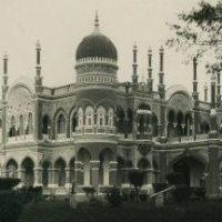 Astana Mahkota Puri Negara Merchu Keindahan Negeri Selangor