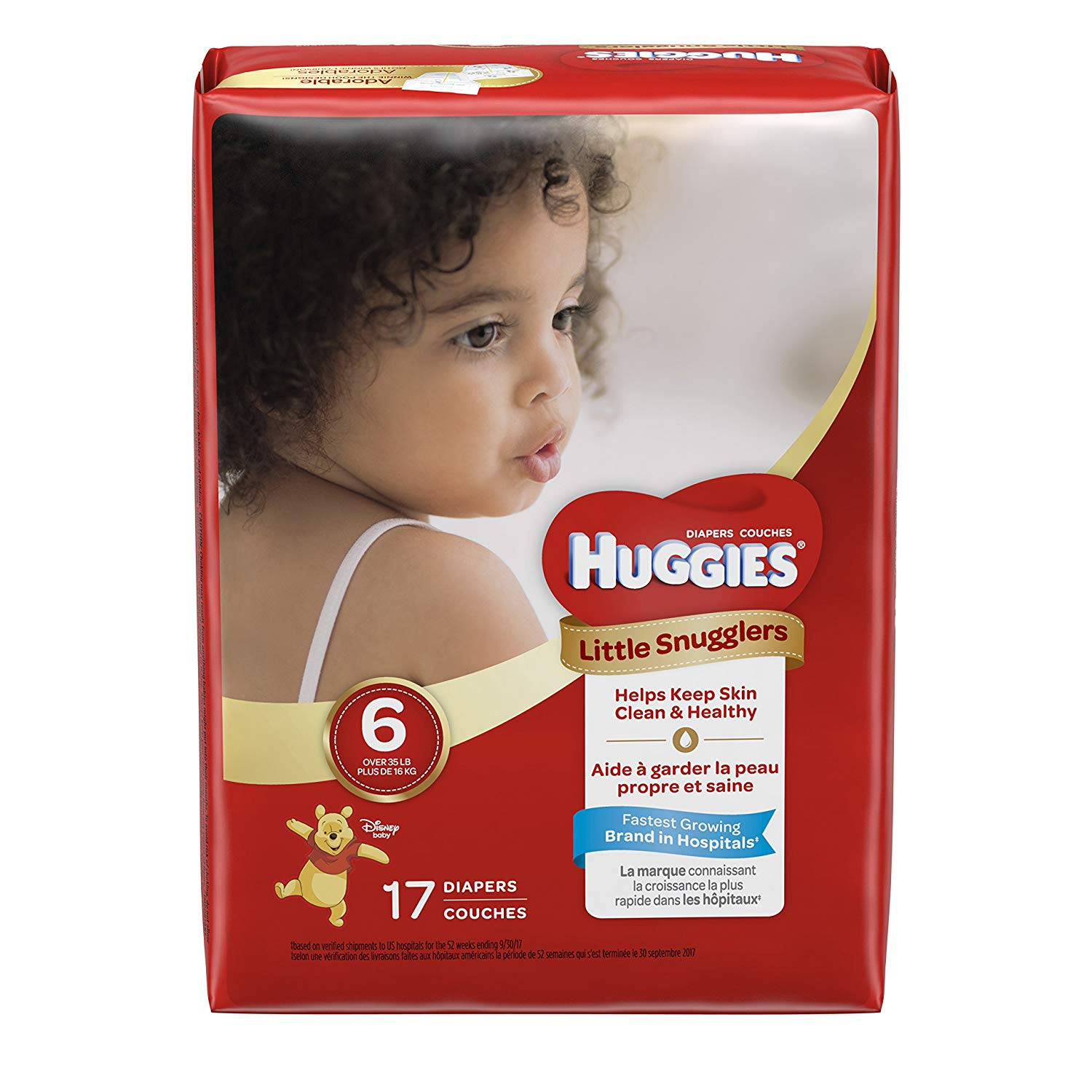 Size Newborn Huggies Little Snugglers Baby Diapers Old Version