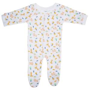 Bambini Preemie One Pack Terry Sleep & Play
