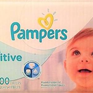 Pampers Swaddlers SENS Econ Size 4 - 100ct/1pk