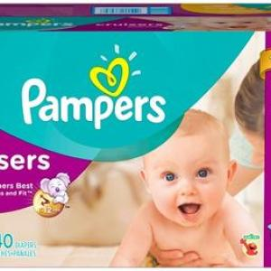Pampers Cruiser Econ Size 3 - 140ct/1pk