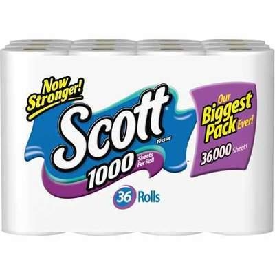 Scott 36 Roll Bundle TT