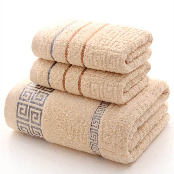 100 cotton thickened absorbent soft skin friendly antibacterial large bath towel adult love hotel shower cool 1