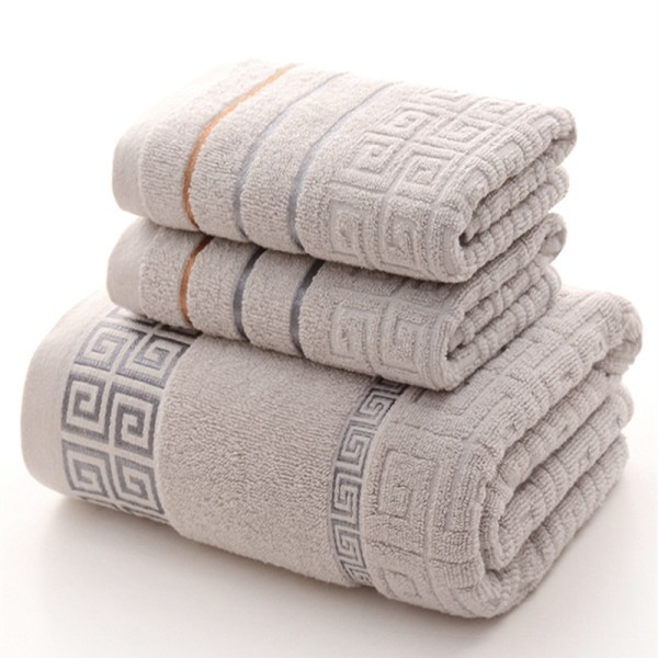 100 cotton thickened absorbent soft skin friendly antibacterial large bath towel adult love hotel shower cool 4
