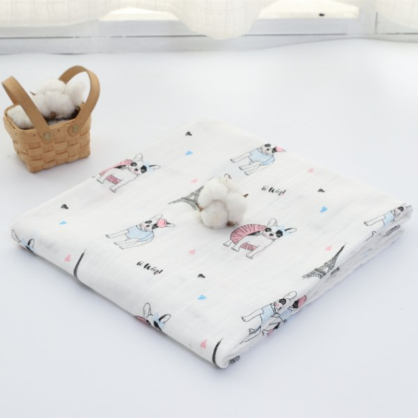 A 70 bamboo baby swaddle baby muslin blanket quality better than Aden Anais Baby Multi use 4