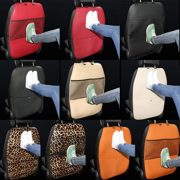 Car Seat Cover Back Protectors Protection For Children Protect Auto Seats Covers for Baby Dogs from 4