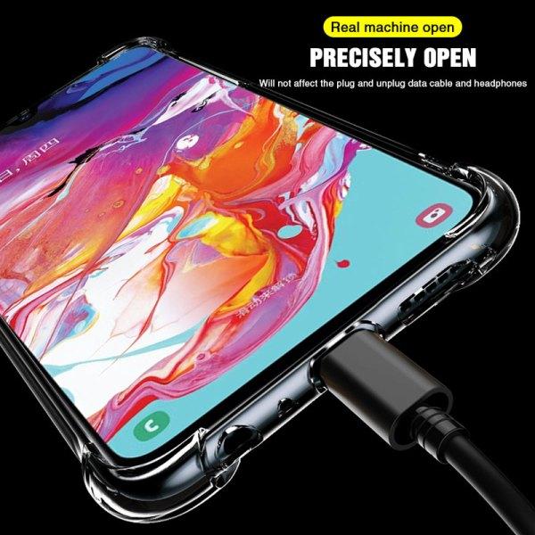 Clear Soft TPU Case For Samsung Galaxy A50 A30 A20 A10 A70 A40 A60 A80 A90 3