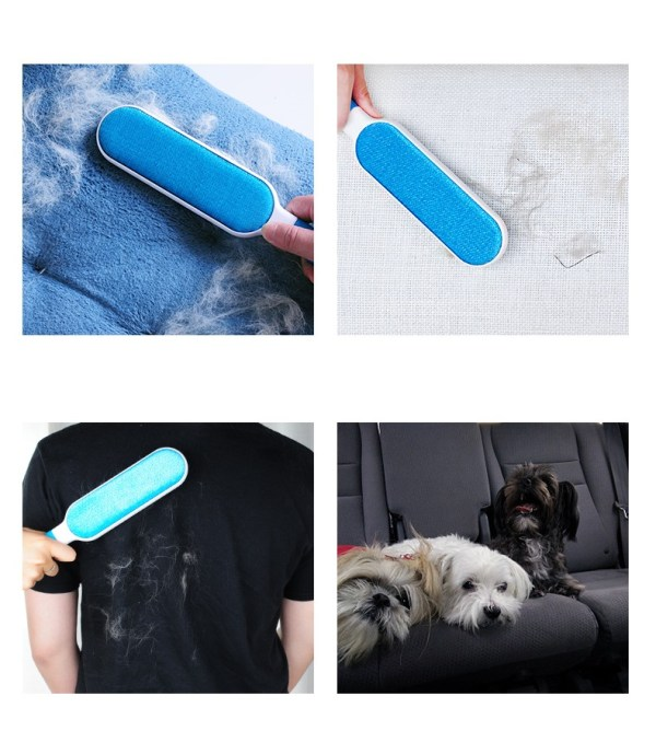 Pet Dog Brush Cat Grooming Comb Clothes sofa Hairbrush Cleaning Tool Hair Remover Brush Pet cleaning 3