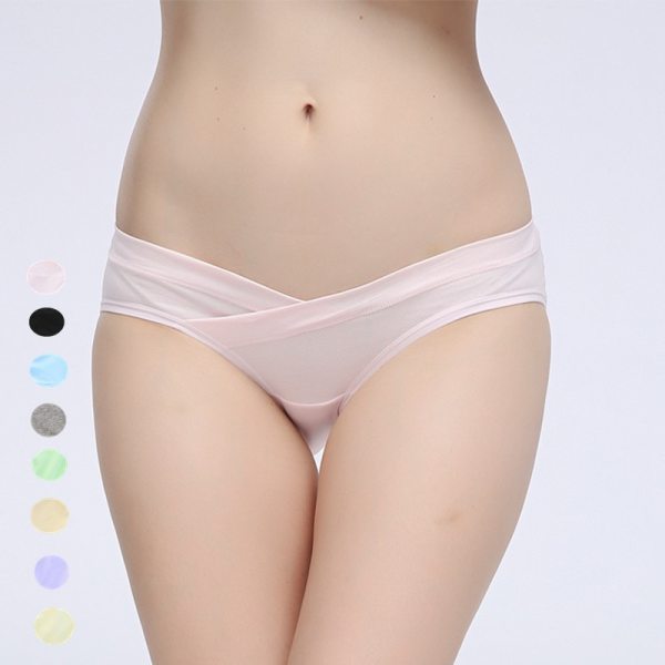 Maternity panties for pregnant women underpants panty for pregnant panties cotton maternity underwear pregnancy briefs
