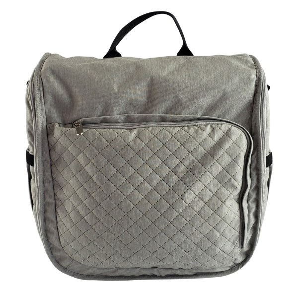 diaper bag and baby portable changing table 3