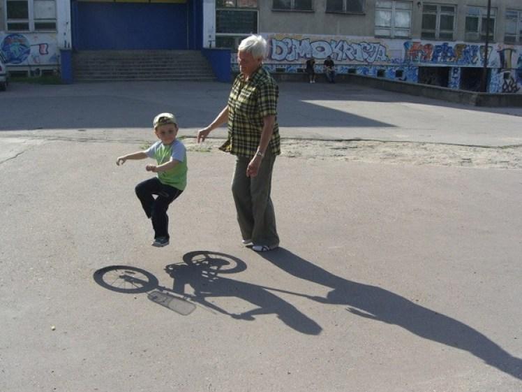 WERONIKA-KRZEMIENIECKA-Cycling-lesson