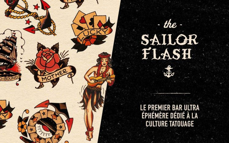the sailor flash