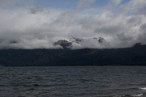 Sugar coated mountains