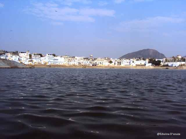 Pushkar Lake - rajasthan itinerary