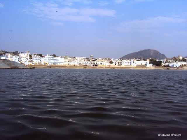 Pushkar Lake - rajasthan itinerary