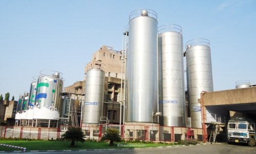 road trips from mumbai - Amul Dairy Factory, Anand