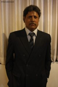 Kapil Dev - celebrity wax museum