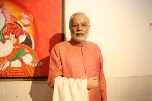 Narendra Modi - Indian Politician - celebrity wax museum