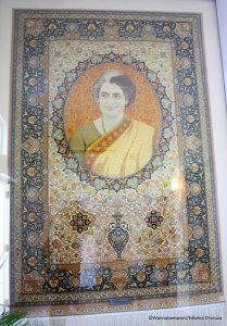 inside Indira Gandhi Memorial Museum