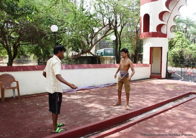 Koli Community - Bassein Fort