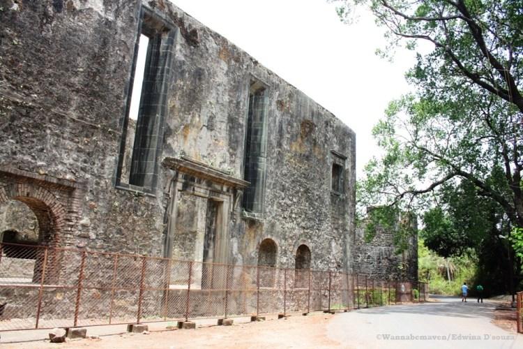 Bassein Fort, aka, Vasai Fort