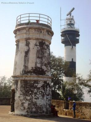 Lighthouse at Moti Daman
